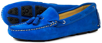 Orca Bay Sicily Royal Blue Driving Loafer