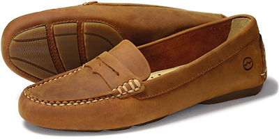 Orca Bay Leather Driving Loafer