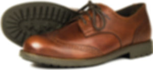 Country Brogue Elk Country Walking Shoe Orca Bay