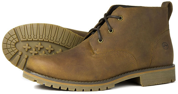 York Sand Leather Mens Boot Orca Bay