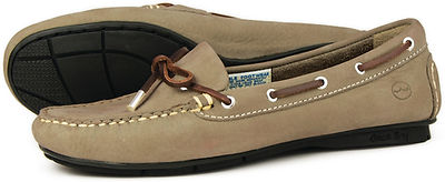 Orca Bay Ballena Washable Leather Driving Loafer