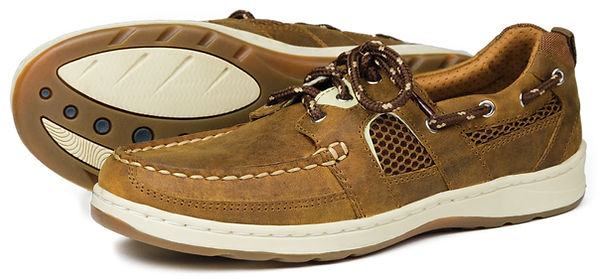 Santa Rosa Sand Orca Bay Leather Performance Shoe