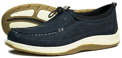 Orca Bay Orwell Navy Deck Shoe Loafer