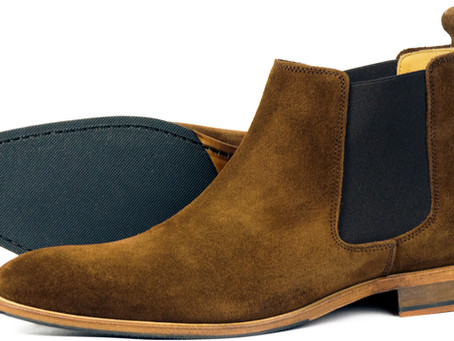 Chelsea boots with the WOW factor