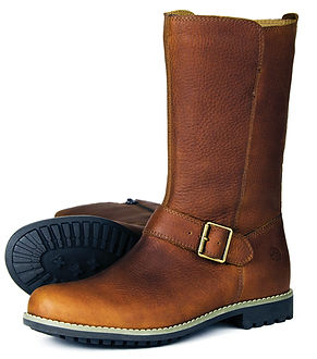 Stow Havana Orca Bay Leather Country Boot