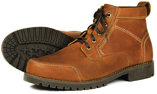 Woodstock Mens Boot Orca Bay Leather