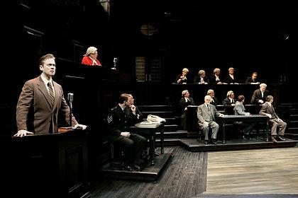 Mark Shanahan Witness  Alley Theatre Agatha Christie