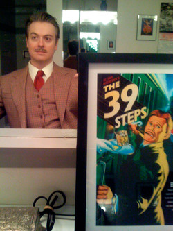 Mark Shanahan The 39 Steps