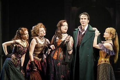 Mark Shanahan Theatre Sherlock Alley