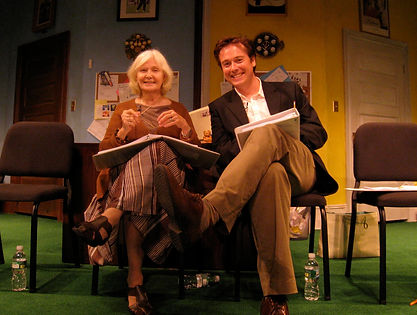 Mark Shanahan Aresenic And Old Lace Joanne Woodward Westport Playhouse