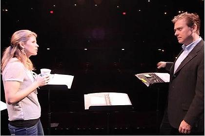Mark Shanahan Kelli O'Hara Theatre Westport Philadelphia Story