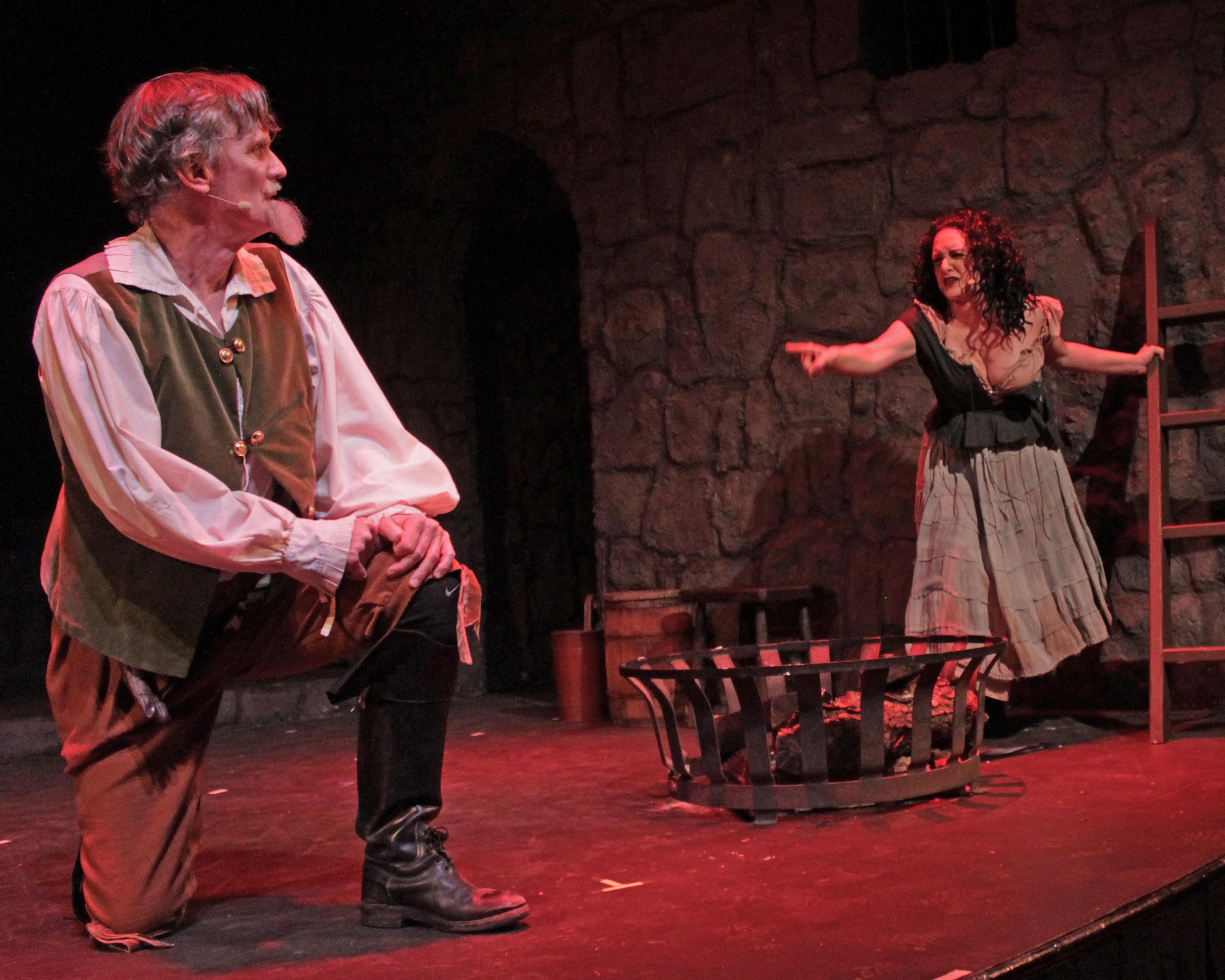 Elora Von Rosch in Man of La Mancha