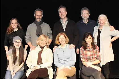 Mark Shanahan Westport Country Playhouse Jane Alexander Anne Keefe Boyd Gaines