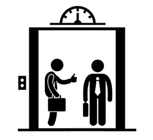 Afbeeldingsresultaat voor elevator pitch