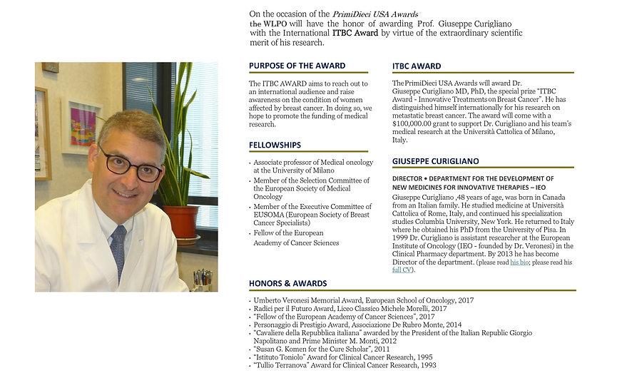 Prof. G. Curigliano - -info sheet ENG.jp