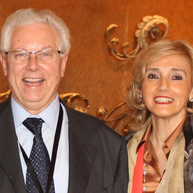 Stefano Pessina & Ornella Barra