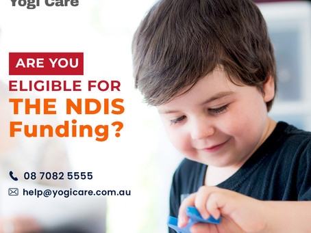 Building your child's NDIS goals