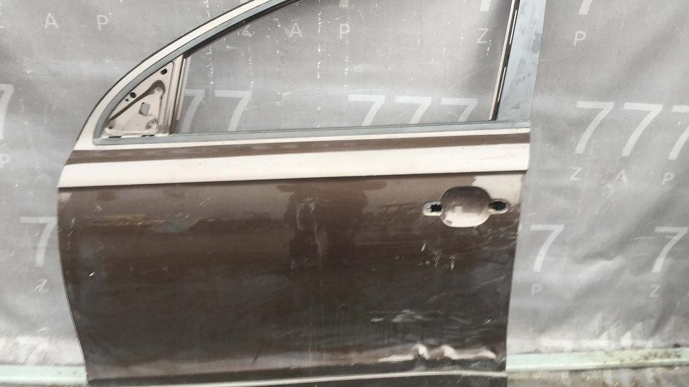 Audi Q7 (4L) Дверь передняя левая Б/у Оригинал