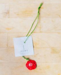 和歌山県の熊野本宮大社、ボヌールの水引チャーム