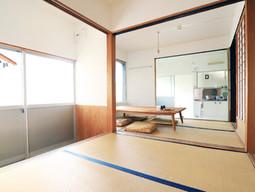 和歌山県田辺市本宮町の民宿、ゲストハウス「月心庵」