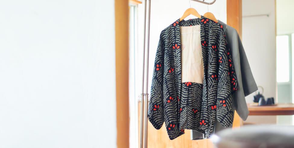 着物リメイクの中谷縫製