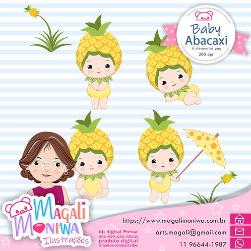 Baby Pineapple Kit digital