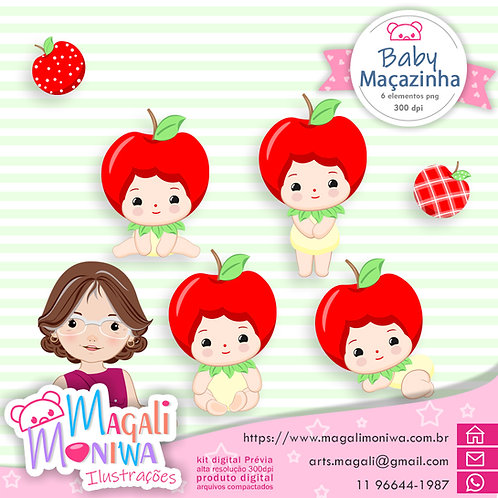 Baby Apple Kit digital