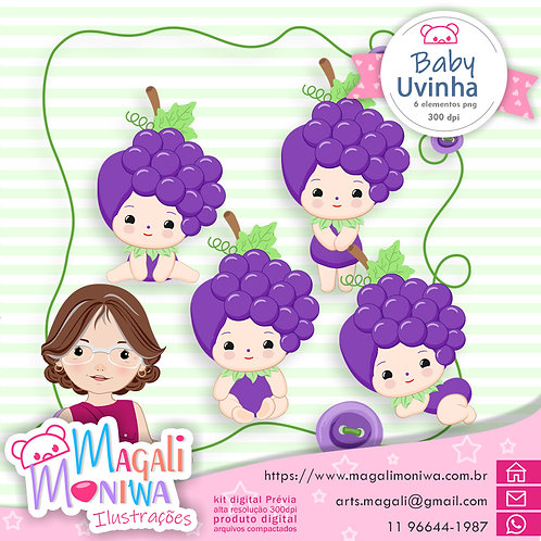Baby  Grape Kit digital