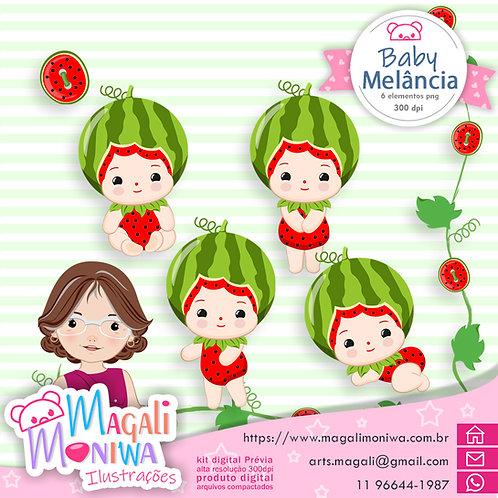Baby Watermelon Kit digital