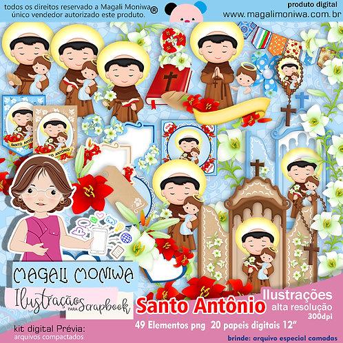 Kit Digital Santo Antonio