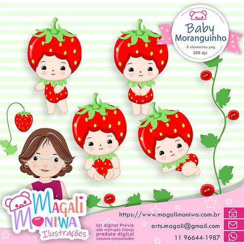 Baby Strawberry Kit digital