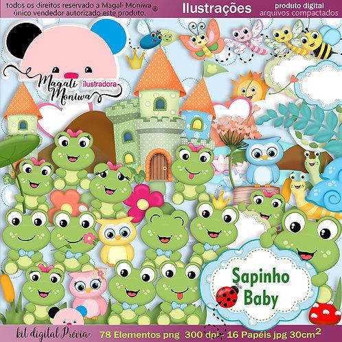 KIT DIGITAL SAPINHO BABY