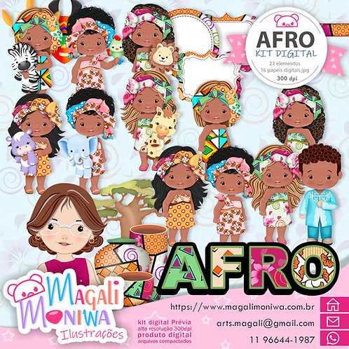 KIT DIGITAL AFRO 2