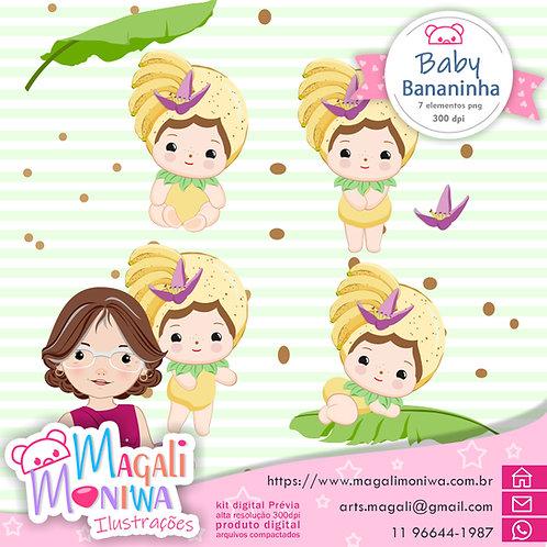 Baby Banana Kit digital