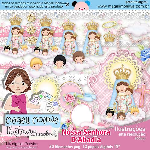 Kit Digital Nossa Senhora D'Abadia