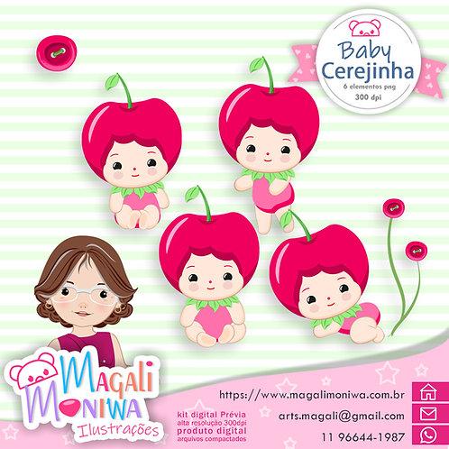 Baby Cherry Kit digital