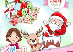 Natal Arte Digital Lançamento
