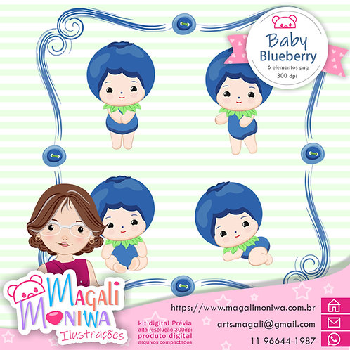 Baby Blueberry Kit digital