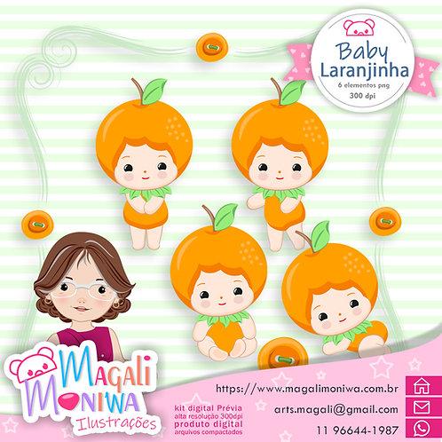 Baby Orange Kit digital