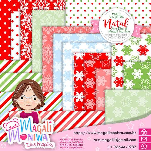 Natal Papel Digital