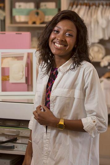 Hello baby co-founder Lethabo Motswaledi