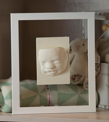 Open Glass Float Hello Baby 3d Print