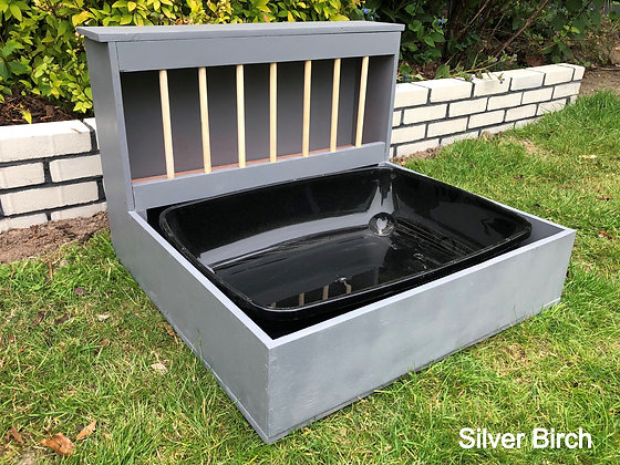 Large Hay Feeder Litter Tray (Painted)