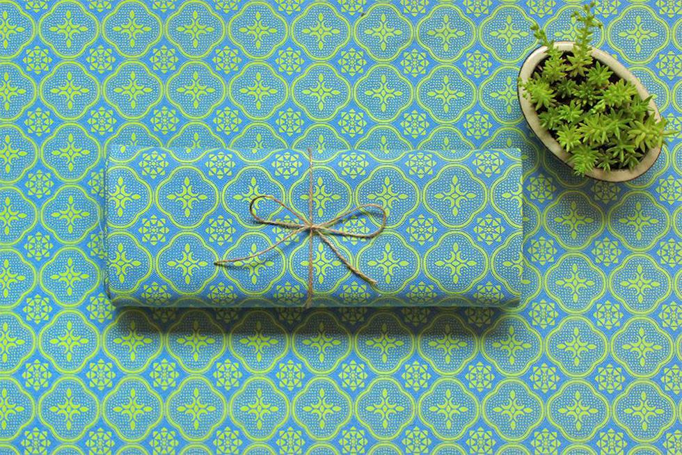 玻璃海棠花紋