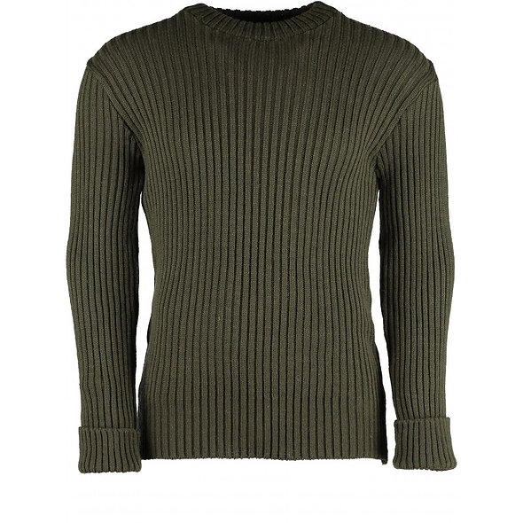 12998 -  Woolly Pully Sweater No Patches