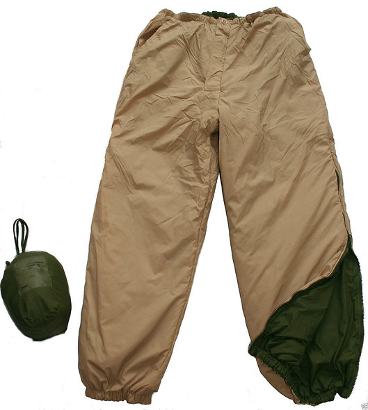 66308- Reversible Thermal Bivvy Trousers