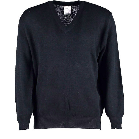 77057 - Lightweight Vee Neck Sweater
