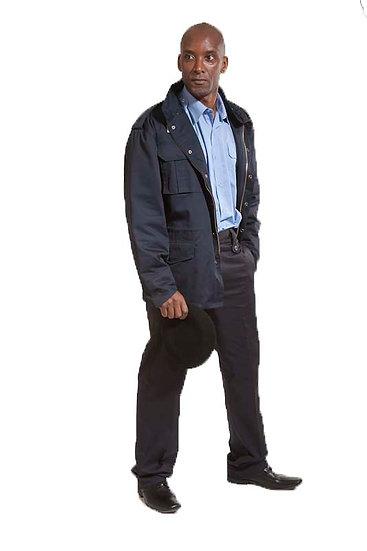 20359- Plain Winter Jacket
