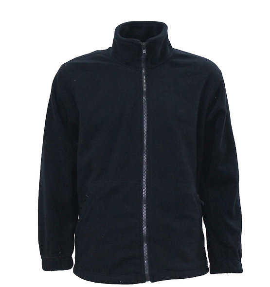 66037 -Stand issue Fleece with 2 pockets