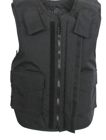 85042/90008 Zip fronted police style vest HG1/KR1/SP1